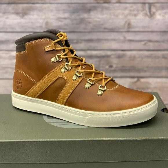 Timberland Men's Dauset Cupsole Chukka Boots NWT
